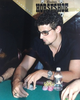 Rob @ 2004 World Series of Poker $10k Main Event